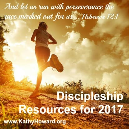 Discipleship Resources for 2017