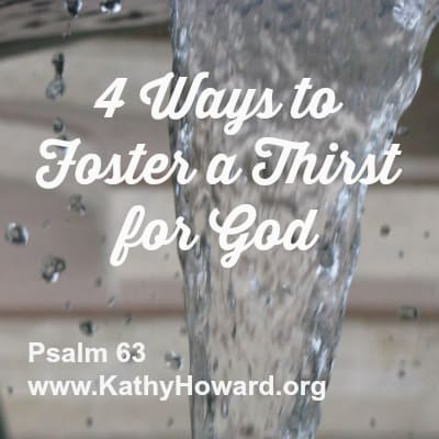 Thirst for God