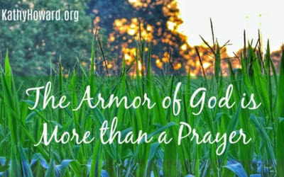 The Armor of God is More than a Prayer