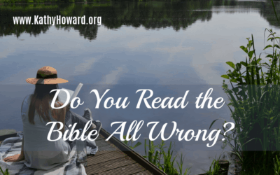 Do You Read the Bible All Wrong?